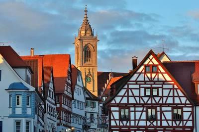 Historische Stadtführung: Auf Staufers Spuren