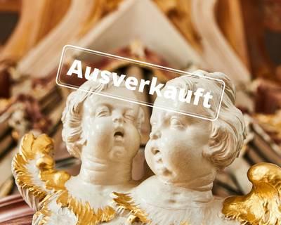 AUSVERKAUFT - BAROCKwoche: Führung durch die Basilika Birnau. (© Florian Bilger, Tourist-Information Uhldingen-Mühlhofen)