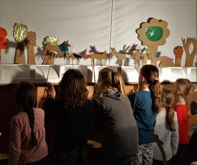 Ferienworkshop: Wir bauen ein Papiertheater  Ludwigsburg