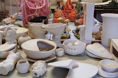 Keramikstudio für Erwachsene und Eltern mit Kindern  Ludwigsburg