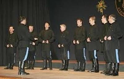 Ural Kosaken Chor Erinnerungen an das alte Russland
