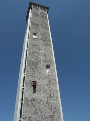 Kinder-Schnupperklettern am Rothaus-Zäpfle-Turm