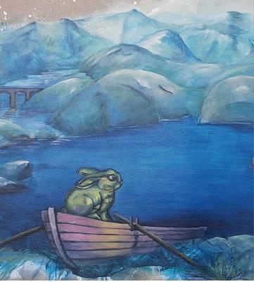 Ausstellung:  - Heike Treiber - Das Bild hat immer das letzte Wort