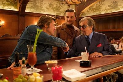 28. Ludwigsburger Sommernachts Open-Air-Kino Once upon a time...in Hollywood OmU
