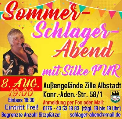 Sommer-Schlager-Abend