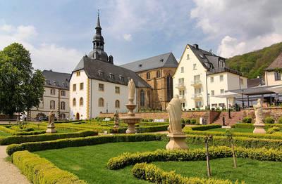 Eröffnungswochen der Abtei Tholey. (© Josef Bonenberger)
