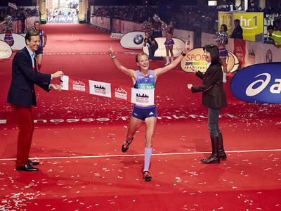 Mainova Frankfurt Marathon 2021