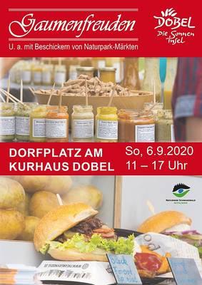 Gaumenfreuden-Markt