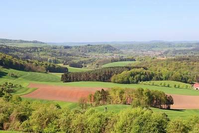 Biber-Burgen-Märchentour in Reinsfeld. (© Günther Schneider)