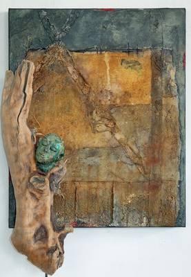 Kunstausstellung mit dem Kunst Duo Remains