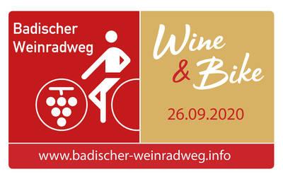 Wine & Bike auf dem Badischen Weinradweg am 26.09.2020