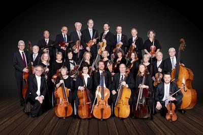 Ebinger Kammerorchester meets Spitzenklänge Mit Carla Klein und Jan Luka Diebold