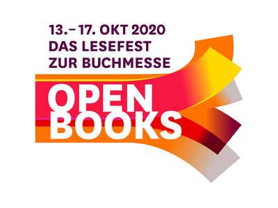 OPEN BOOKS 2020: Neue Orte, neue Kooperationen, Lesungen Live und Digital
