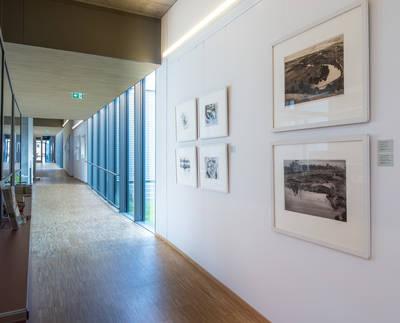 Führungen in der Technologiewerkstatt, Albstadt Tailfingen mit Dr. Kai Hohenfeld im Rahmen des Projekt Kunstmuseum Albstadt offshore