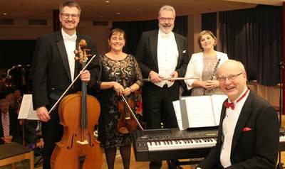 Waldeckisches Salonorchester Cappuccino
