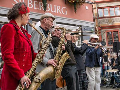 Tübinger Jazz & Klassik Tage. (© Foto Barbara Honner  Verkehrsverein Tübingen)