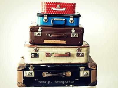 Kofferte - Schönes aus dem Handgepäck