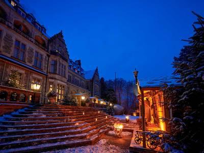 3. Öffentlicher Weihnachtsmarkt im Schlosshotel Kronberg