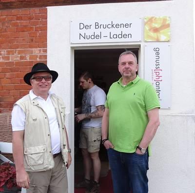 Genusstour zum Nudelflüsterer -  mit Dieter Bounin