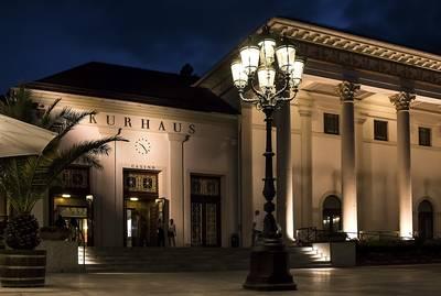 Fahrt nach Baden-Baden - individuelle Besichtigung der Stadt -ABGESAGT-