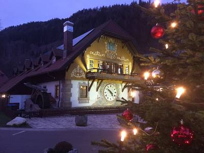 Fahrt zur Ravennaschlucht - individuelle Besichtigung des Weihnachtsmarktes -ABGESAGT-. (©  Dr. Jochen Schwendemann, ab durchs lndle)