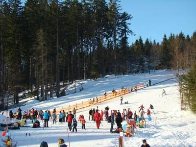 Skikurs für Kleinkinder 4-5 J. - Wochenendkurs