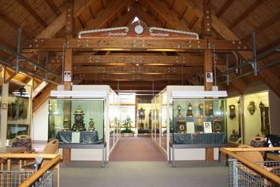 Uhrenmuseum im Kurhaus Lenzkirch. (© Hochschwarzwald Tourismus GmbH)