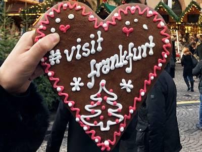 Frankfurter Weihnachtsmarkt-Sehnsucht