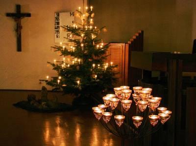 Atempausen im Advent. (© Ev. Kirchengemeinde DenzlingenGlottertalHeuweiler)