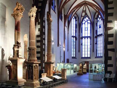Archäologisches Museum zuhauseArchäologisches Museum Frankfurt. (© Archäologisches Museum zuhause)