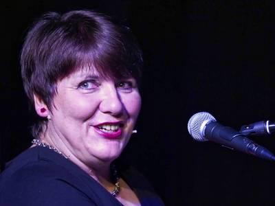 Ingrid Kappeler, Liedermacherin. (© Ingrid Kappeler)