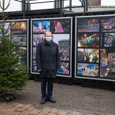 Fluchtausstellung Grüner Platz