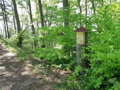 Traufgänge Stempelhäuschen . (© Albstadt Tourismus)