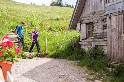 Lenzkircher WanderZeit 2021. (© Hochschwarzwald Tourismus GmbH)
