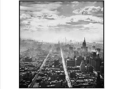 Lotte Eckener, New York 1931. (© D. Cremer-Schacht)