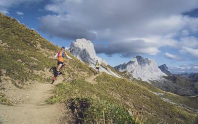Salomon How To Trail Run Camp St. Antönien