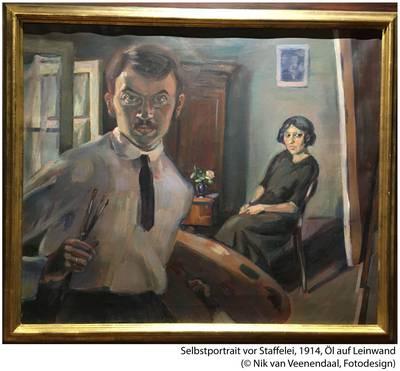 Sonderausstellung Georg Scholz als Kollege im Elztalmuseum