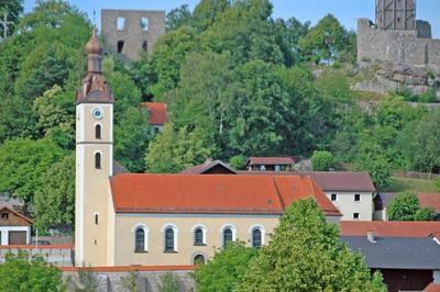 Brennberg Wallfahrt Niederachdorf - Pfarrei