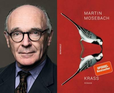 Martin Mosebach - Krass Matinée - Lesung und Gespräch