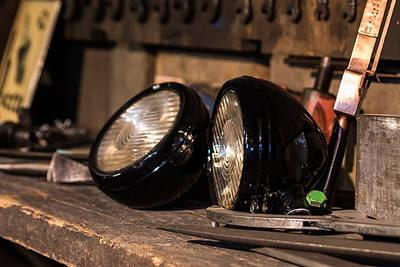 Wir stehen unter Strom. (© Auto & Traktor Museum)