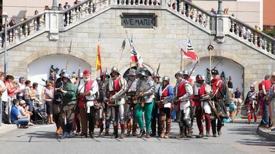 Historischer Festzug