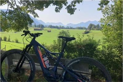 Geführte Radltour zu Murnaus Kultur-& Naturschätzen