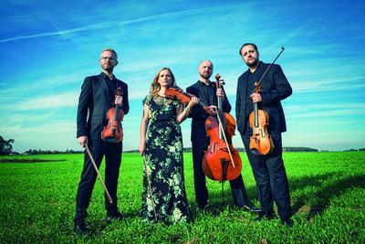 Meccore String Quartet, Foto: Arkadiusz Berbecki