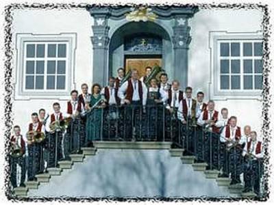 Peter Schad - und seine Oberschwäbischen Dorfmusikanten