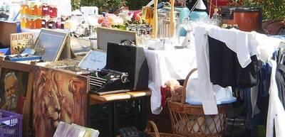 Bild Flohmarkt am Haus des Gastes