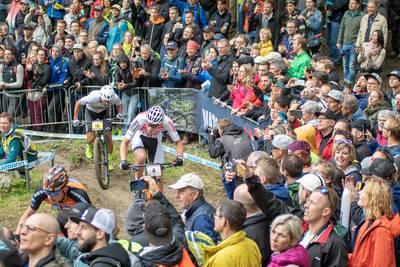Bild !!! Abgesagt, genauere Informationen auf der Homepage !!! 2020 UCI Mountain Bike Cross-Country World Championships presented by Mercedes Benz