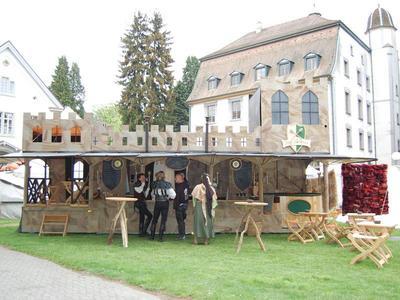 Bild Mittelalter Spectaculum Bad Säckingen