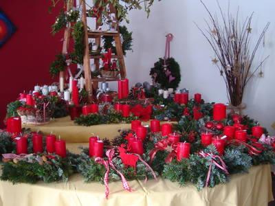 Bild Weihnachtsmarkt im Hotel adenia