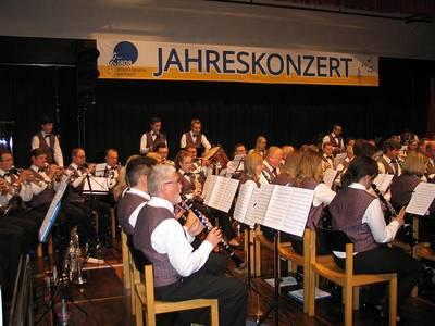 Bild Doppelkonzert der Stadtkapellen Wolfach und Ludwigsburg