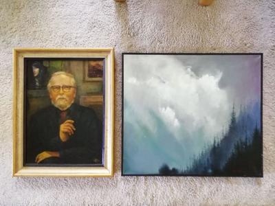 Ausstellung in der Spectrum Galerie Kunigam, Foto: Stefan Kunigam, Lizenz: Stefan Kunigam